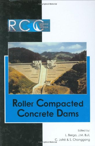 9789058095640: RCC Dams - Roller Compacted Concrete Dams: Proceedings of the IV International Symposium on Roller Compacted Concrete Dams, Madrid, Spain, 17-19 November 2003-2 Vol set