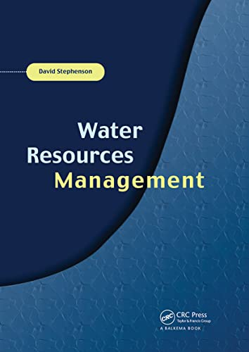9789058095732: Water Resources Management