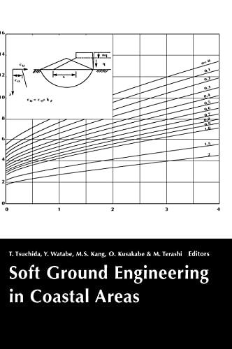 9789058096135: Soft Ground Engineer in Coastal Areas