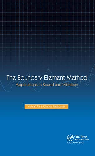 The Boundary Element Method. Taylor & Francis. 2004.: ALI, A.; RAJAKUMAR, C.