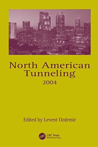 North American Tunneling (Hardcover): Levent Ozdemir