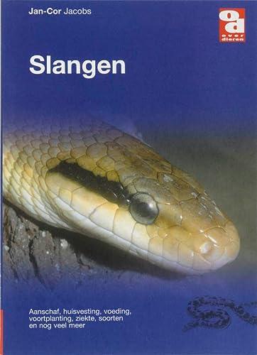 Slangen (Over Dieren): Jacobs, Jan-Cor