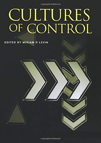 9789058230133: Cultures of Control (Routledge Studies in the History of Science, Technology and Medicine)