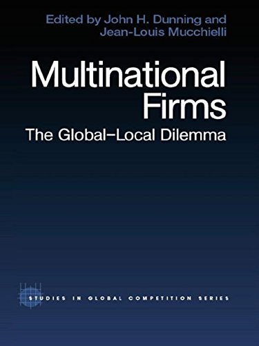 9789058232380: Multinational Firms: The Global-Local Dilemma
