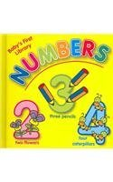 Numbers: Mini Baby's First Library: Yoyo Books