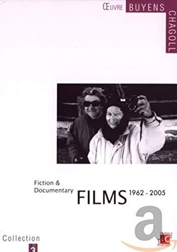 9789058492425: Frans Buyens et Lydia Chagoll - Coffret 3 - 9 films de 1962 à 2005