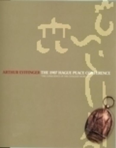 9789058507594: The 1907 Hague Peace Conference: The Conscience of the Civilized World