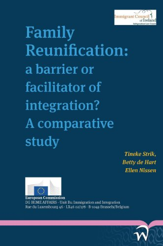 9789058509574: Family Reunification: a barrier or facilitator of integration?: A comparative study