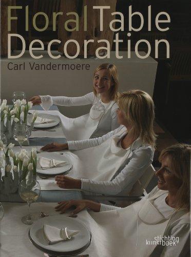 9789058561749: Floral Table Decoration