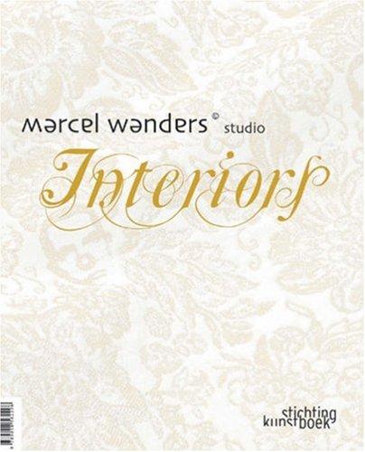 9789058562296: Marcel Wanders: Interiors