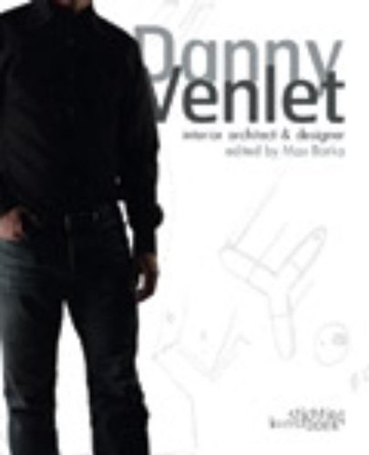 9789058563026: Danny Venlet: Interior Architect & Designer