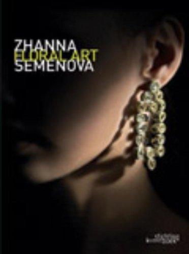 Zhanna Semenova: Floral Art (Hardback): Zhanna Semenova