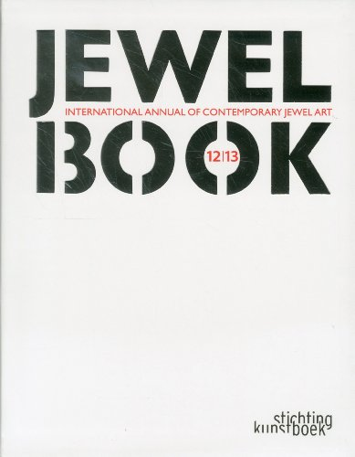 Jewelbook: International Annual of Contemporary Jewel Art (Hardback): Jaak Van Damme
