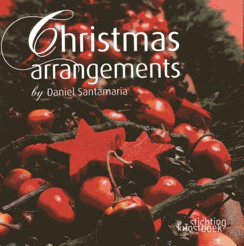 9789058564146: Christmas Arrangements by Daniel Santamaria