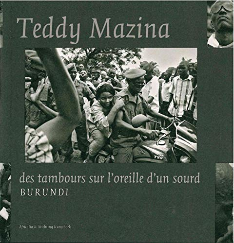 9789058565167: Teddy Mazina: Africalia Editions (English and French Edition)