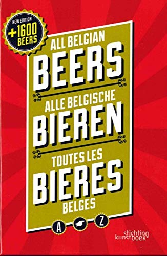 9789058565266: All Belgian Beers (English and French Edition)