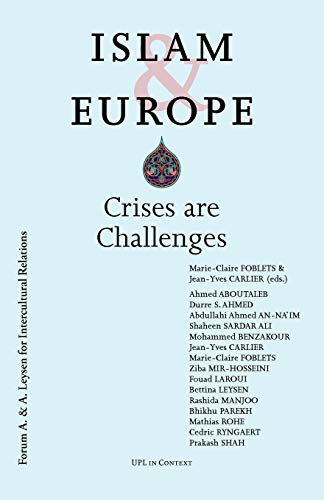 9789058677396: Islam and Europe: Crises Are Challenges (Upl in Context)