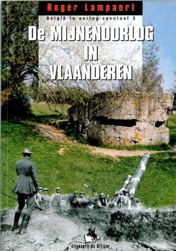 9789058680020: De Mijnenoorlog in Vlaanderen (Dutch Edition)