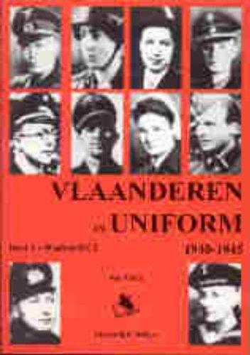 Vlaanderen in Uniform: Deel 1: Waffen-Ss /: Vincx, Jan