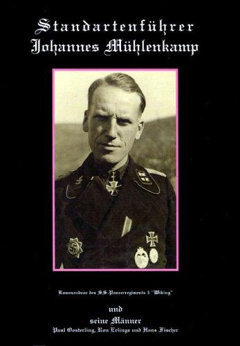 Standartenfuhrer Johannes Muhlenkamp, Kommander Des SS Panzerregiments 5