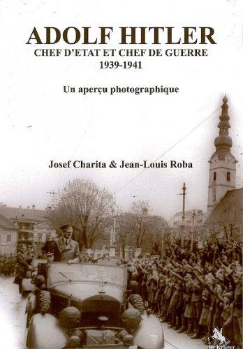 9789058681850: Adolf Hitler: Chef D'Etat Et Chef De Guerre 1939-1941 (French Edition)