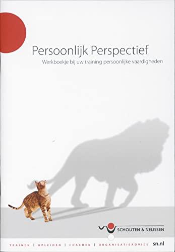 9789058716248: Persoonlijk perspectief: werkboekje bij uw training persoonlijke vaardigheden
