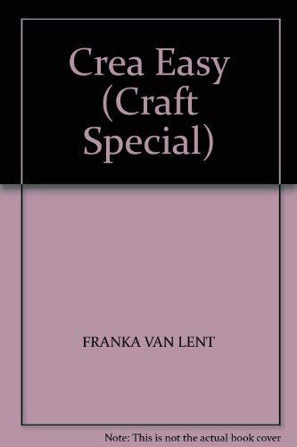 9789058773302: Crea Easy (Craft Special)