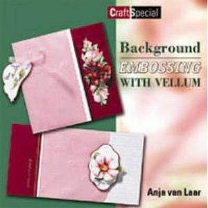 9789058773715: Background Embossing with Vellum