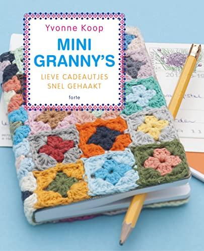 9789058773760: Mini-granny's: Lieve cadeautjes snel gehaakt