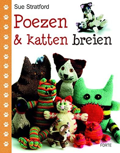 9789058775269: Poezen & katten breien