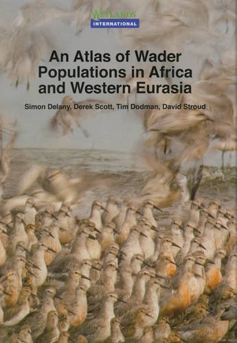 9789058820471: An Atlas of Wader Populations in Africa and Western Eurasia