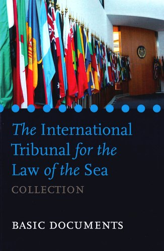 9789058870193: 1: The International Tribunal for the Law of the Sea Collection: Basic Documents (ITLOS Collection)