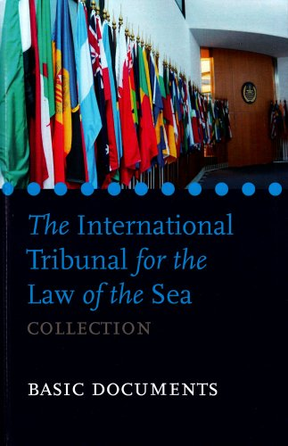 9789058871657: 1: The International Tribunal for the Law of the Sea Collection: Basic Documents (ITLOS Collection)