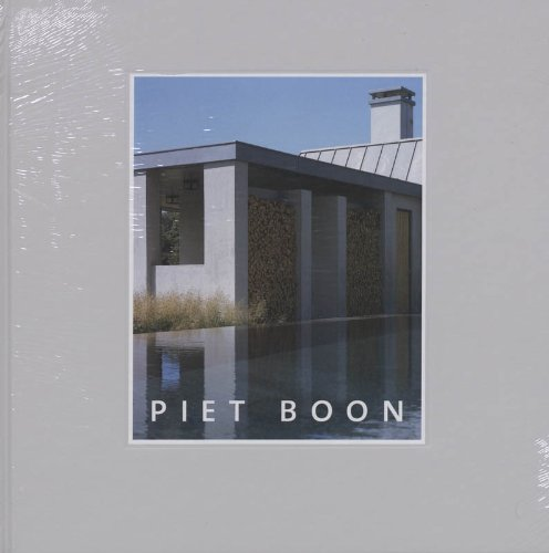 9789058970480: Piet Boon (Monographies)