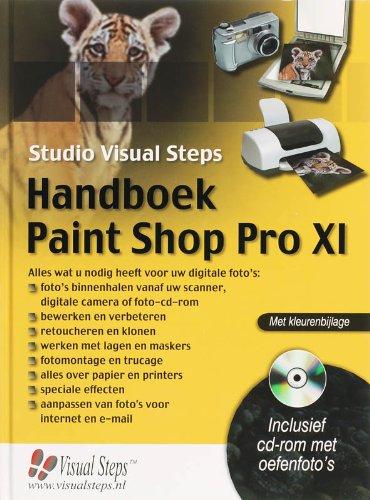 9789059050259: Handboek Paint Shop Pro XI