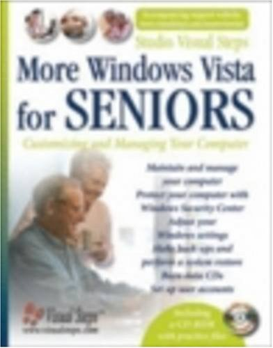 9789059050556: More Windows Vista for Seniors: Customizing and Managing Your Computer (Computer Books for Seniors series)