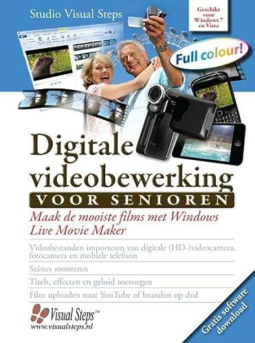9789059050976: Digitale videobewerking voor senioren: maak de mooiste films met Windows Live Movie Maker