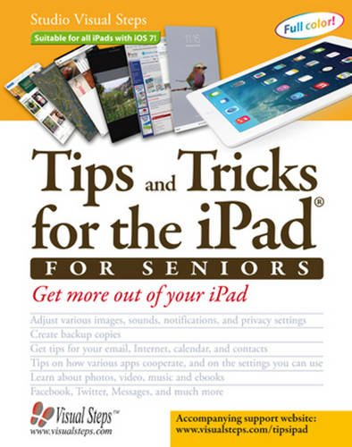 9789059050990: Tips and Tricks for the iPad for Seniors (Computer Books for Seniors series)