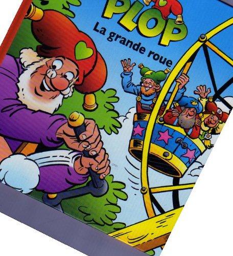 9789059162952: Plop Voorleesboek 6: La grande roue: Voorleesboekje Français 6 (Lutin Plop)