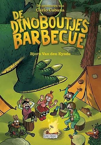 9789059244092: De dinoboutjes barbecue