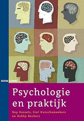 9789059315785: Psychologie en praktijk