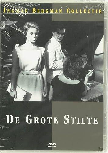 9789059390034: Tystnaden: de grote stilte (Ingmar Bergman Collectie)