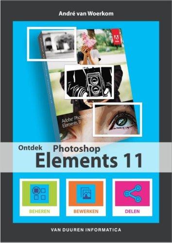 9789059405844: Ontdek Adobe Photoshop Elements 11