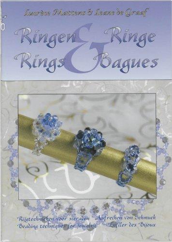 9789059450387: Ringen/Ringe/Rings/Bagues: rijgtechnieken voor sieraden in het Nederlands, Duits, Engels en Frans