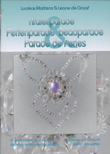 Farbenspiel Buch Perlenparade Leane de Graaf &: Leane de Graaf