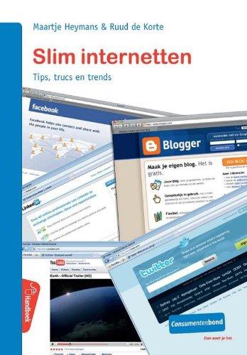 Slim internetten/druk 1: tips, trucks en trends: Heymans, Maartje, Nijmegen
