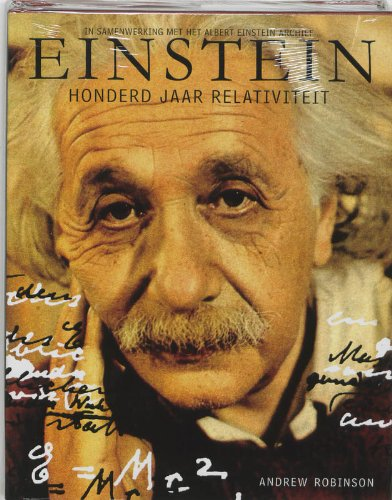 9789059561434: Einstein: honderd jaar relativteit