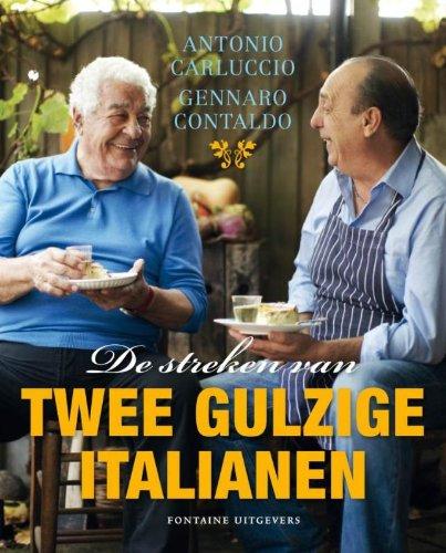 9789059564466: De streken van twee gulzige Italianen