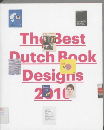 The Best Dutch Book Designs 2010: Various