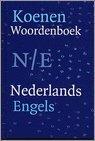 9789059710023: Woordenboek Nederlands/Engels